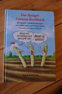 Spargelrezepte Kochbuch